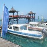 Foto de Sepa Island Resort Hotel