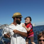 Capt.Daniel and Crew