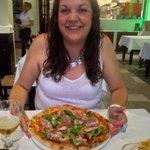 Parmesan Pizza