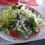 salade voor de vitamine