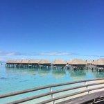 Vista sugli overwater