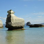Cathedral cove (nearby)