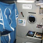 Interior of the International Space Station