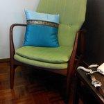 Kursi yang bagus, sayang di Indo tidak ada yg jual :(