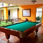 Hotel El Rodeo Media/Game Room