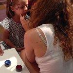 atelier maquillage pour les enfants