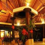 Palm Garden Amed Lobby