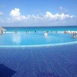 Infinity pool!