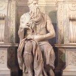 Il Mosè di Michelangelo Buonarroti