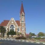Old church in Windhoek