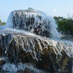 Finley Park Amazing fountain
