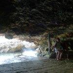 grotta sul Cammino dei Cavalli