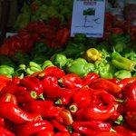 Au marché d'Agios Nikolaos