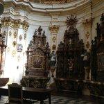 Capilla lateral Catedral de Toledo