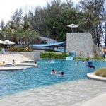 the fun water slide