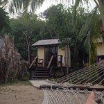 Our beach bure