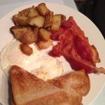 Breakfast early bird special.....lots of food........$5.99