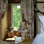 Window in double room