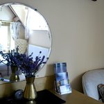Mirrors in Double Room