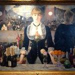 "Manet: ""A Bar of the Folies-Gergere"