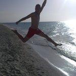 La playa, un paraiso