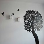 Détail mur chambre1