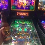 Craft beer and pinball, what more could you want?!