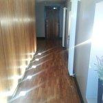 Rick's: hallway