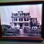 This is what the home looked like in 1869 when it was completed.