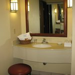 King Suite - vanity area