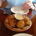 Grilled Falafel