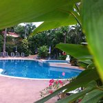 нижкий бассейн с джакузи
