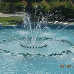 Fountains in grounds