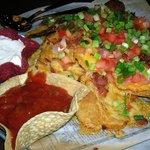 potato nachos at Olde Dublin Pub