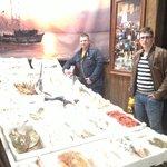 Отличный рыбный ресторан. Пожалуй лучший выбор в Риме.