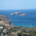 View of Playa Hermosa