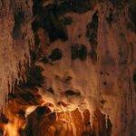 Formacion Fantasmagorica en la mina de sal.....