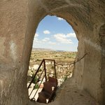 Inside The Ortahisar Castle