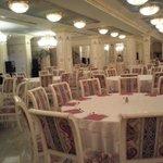 Il salone ristorante