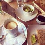 Desayuno en Bidasoa