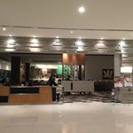 Resturant is new and offer good selection of international menu