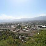 Vista panorâmica de Mendoza