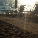Pomeriggio in spiaggia Lido Le Palme