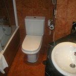 Baño de la habitación 5509