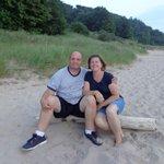 Van Buren State Park Beach