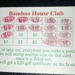 Bamboo House Club