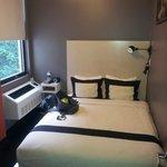 The Tiny FULL bedroom