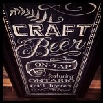 10 Draught Taps Featuring Local Craft Brewers