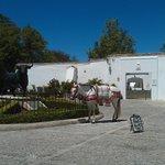 Площадь перед ареной для боя быков в Ронде