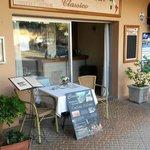 Main entrance- Classico Ristorante